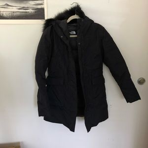 The North Face Down Parka Jacket